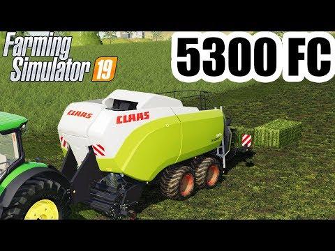 Farming Simulator 19 | DEUTZ - FAHR BALE MASTER SET : Grass