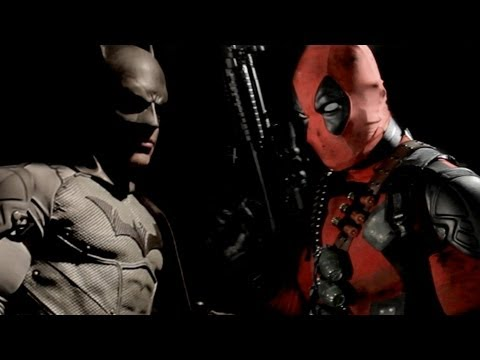 Mlátička superhrdinů: Batman vs. Deadpool