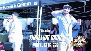 Chicharones at BringItBack Stage on Vans Warped Tour 2012