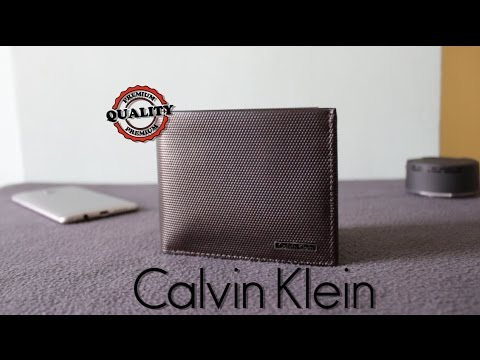 Calvin Klein Mens Wallet
