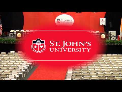 2017 St. John's College of Liberal Arts and Sciences Queens Graduate Commencement Exercises