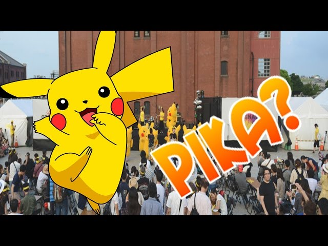 Otominato-15-pikachu-baile-kawaii