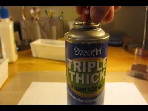 Triple Thick SPRAY Glaze (( Review and Tutorial! )) ◠‿◠