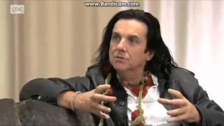 Steve Hogarth GBC Interview about The Invisible Man Diraries 2014 Part 3