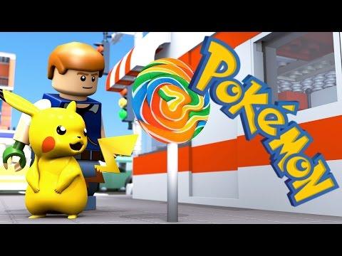 Lego Pokemon Mewtwo Brick Figure Laguviral