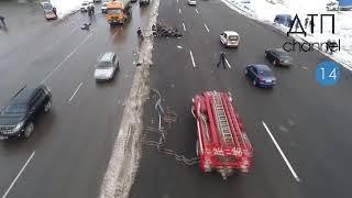 ДТП Аварии 20. 02. 2018г, Подборка аварий на регистратор