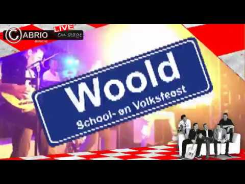Cabrio @ Volksfeest Woold