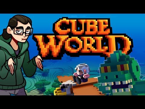 The Cube World Review (and Tragedy)