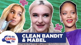 Clean Bandit Want A Rihanna Collab?! | Interview | Capital