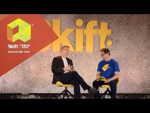 Agoda CEO at Skift Forum Asia 2019