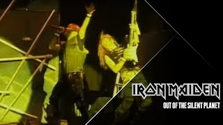 Iron Maiden Out Of The Silent Planet Official Video