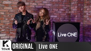Live ONE(라이브원): Full Ver. Hyolyn(효린)_The first live performance of