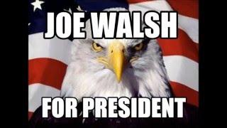 Joe Walsh for President - 1987