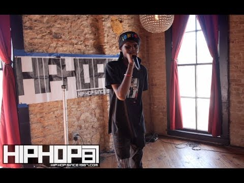 "Jah$tar Performance at HipHopSince1987's ""Day Flow"""