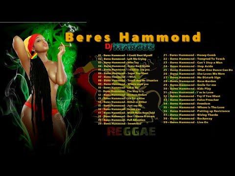 Beres Hammond Mega Mix| Lovers RocK | DJ Marcus