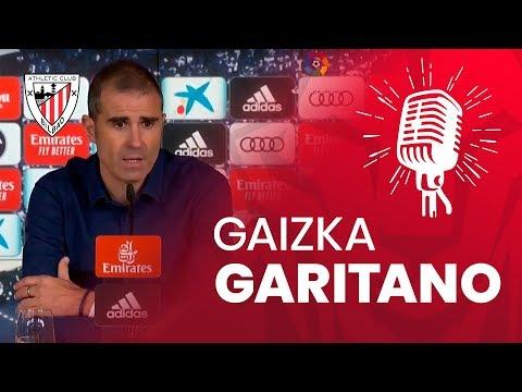 🎙️ Gaizka Garitano | post Real Madrid – Athletic Club | J18 LaLiga 2019-20