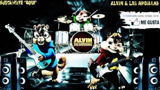 Alvin & Las Ardillas - Lose Control (Daddy Yankee Ft. Emelee)(Prestige) HD 2012
