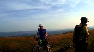Top of Hope Bowdler Hill, Near Church Stretton