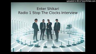 Enter Shikari   Stop The Clocks Radio 1 Interview
