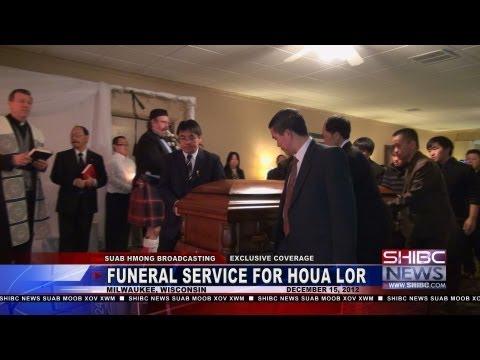 Suab Hmong News:  Special program dedicated for Houa Lor, Mother of Richard Wanglue Vang