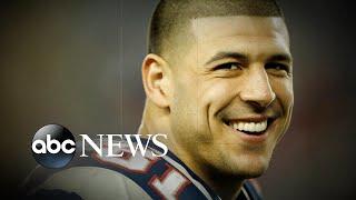 Aaron Hernandez's family suing NFL, Patriots