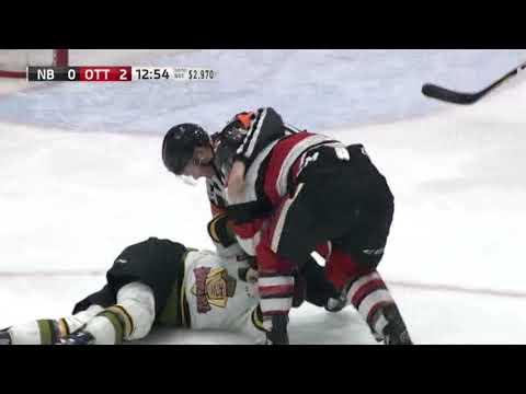 Merrick Rippon vs. Brandon Coe