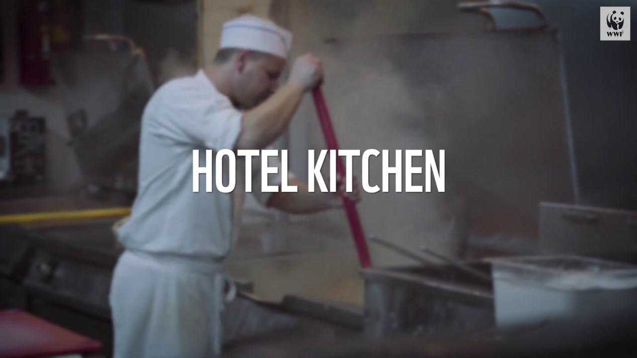 WWF Hotel Kitchen: Εδώ το φαγητό έχει αξία