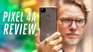 Google Pixel 4A review: $349 for the basics
