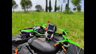 Don't Fly With music in your ears!!! FPV Freestyle uncut Raw Lipo