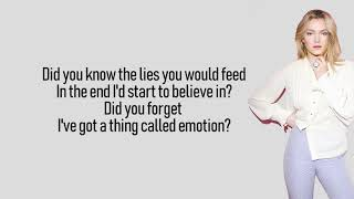 Astrid S - Emotion (Lyrics | Lyric Video)