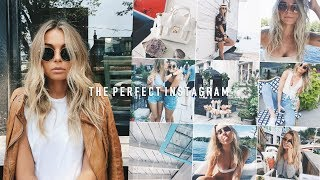 HACKS FOR A PERFECT INSTAGRAM FEED