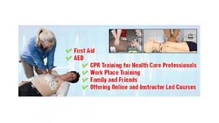 Dallas CPR training -  http://www.cprcity.com