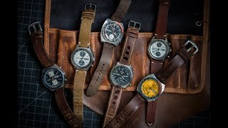 My Watch: Collecting Seiko Chronographs with WatchRecon's Sammy Sy