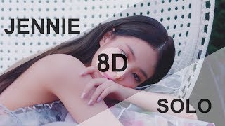 JENNIE (BLACKPINK) - SOLO [8D USE HEADPHONE] 