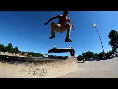 Reid Menzer Skatepark Chronicles Vol. 1