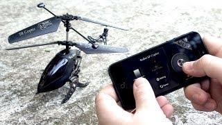 Helikopter mit Smartphone-Steuerung! - Rollei SP Copter UNBOXING & REVIEW - felixba94