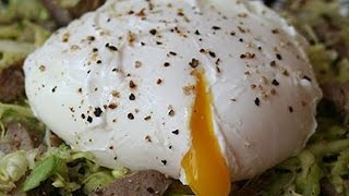 Оригинальный рецепт приготовления яиц пашот.