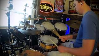 "311 - ""Existential Hero"" Drum Cover"