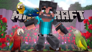 Welcome to Season 2 of my Minecraft Survival Let's Play! In this episode, we try out the new parrots in Minecraft 1.12 I've tied the seasons together by brin...