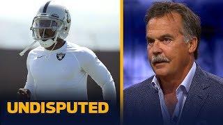 Jeff Fisher on Antonio Brown causing distractions, talks Gruden defending AB | NFL | UNDISPUTED