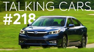 2020 Subaru Legacy First Impressions; Should You Buy a Vehicle with No Maintenance History? | #218