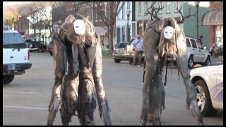 4 Legged Stilt Costumes - Handmade