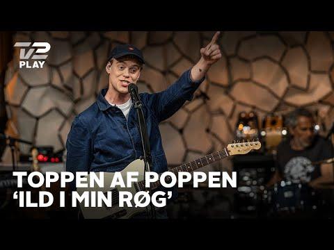 Hjalmer fortolker Mathilde Falchs 'Ild I Min Røg'   Toppen af poppen   TV 2 PLAY