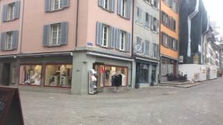 スイス発 レンツブルク (Lenzburg)の小さな旧市街【スイス情報.com】