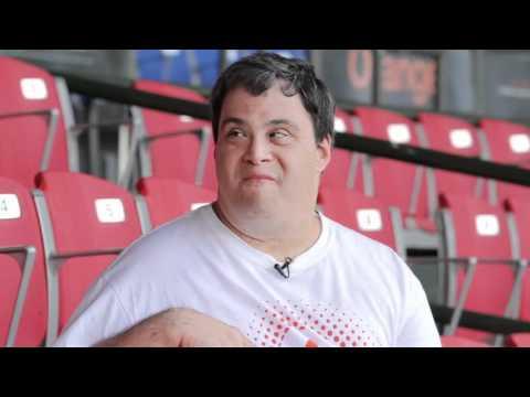 Watch videoSíndrome de Down: Gracias Quiéreme como soy República Dominicana