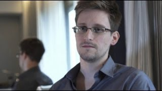"""""""You're Being Watched"""": Edward Snowden Emerges as Source Behind Explosive Revelations of NSA Spying"""