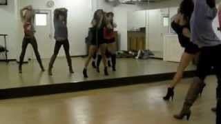 The Beach Girl 5 - Dance Rehearsal_ Scratch