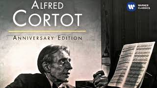 Chopin by Alfred Cortot - Complete Piano Works / Nocturne op.9 No.2 (recordings of the Century)