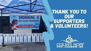 Thank You Supporters and Volunteers! (Summer 2020)