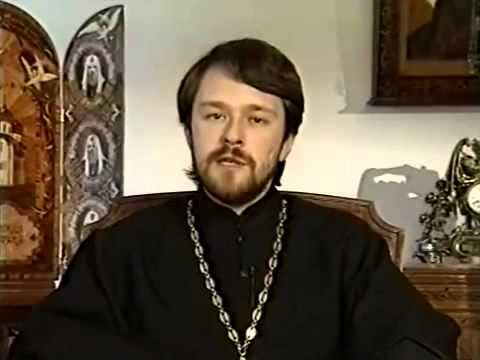 Иеромонах Иларион Алфеев. О молитве.